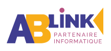 Logo AbLink Sites Internet